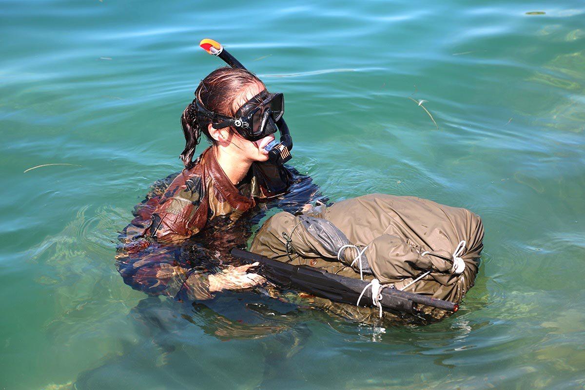 25 kadeta na Tečaju za borbenog plivača u Splitu