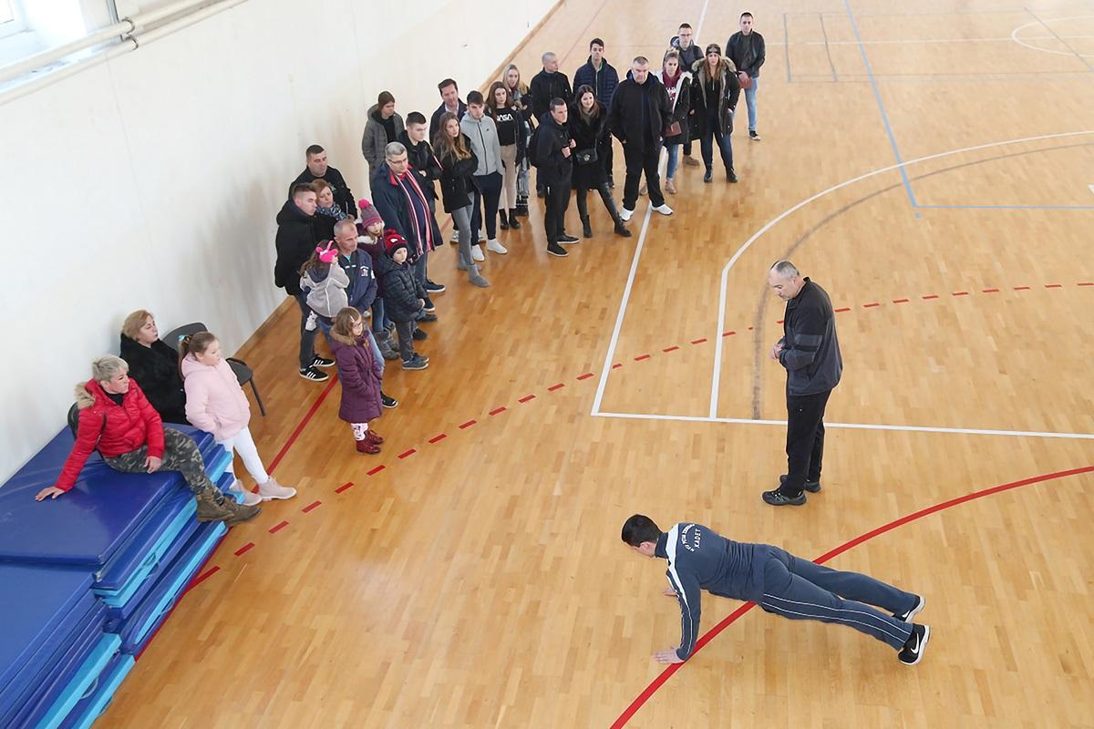 """Dan otvorenih vrata Hrvatskog vojnog učilišta """"Dr. Franjo Tuđman"""""""