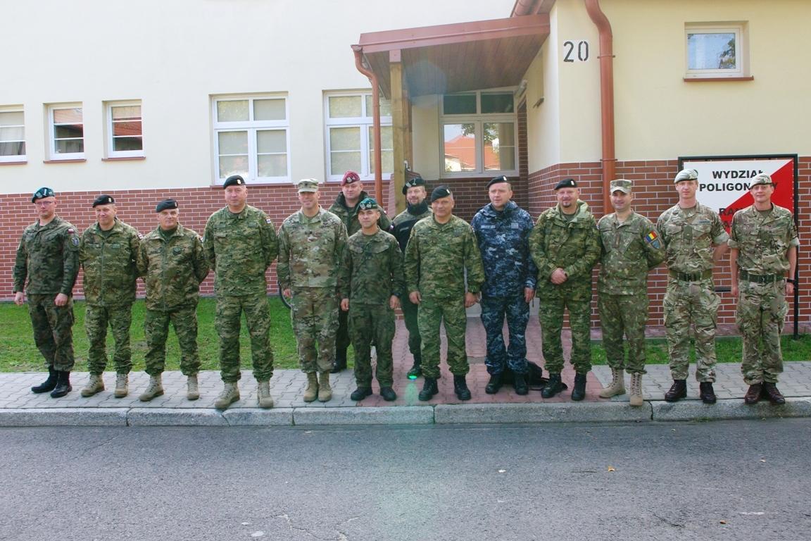 General Jurković posjetio 4. HRVCON eFP u Republici Poljskoj