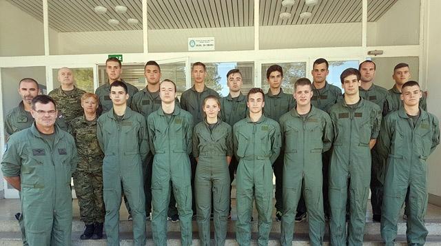Selekcija kandidata za pilote