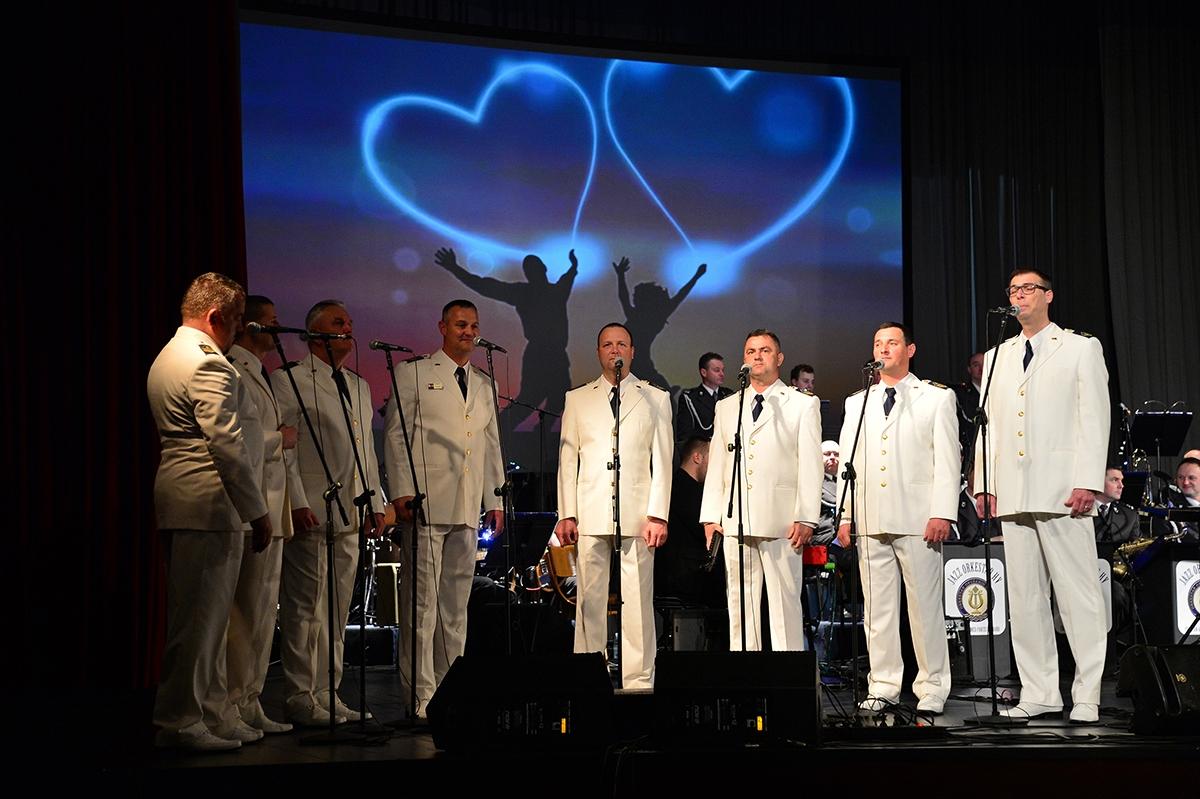 "Koncert Jazz orkestra HV-a ""Samo jednom se ljubi"""