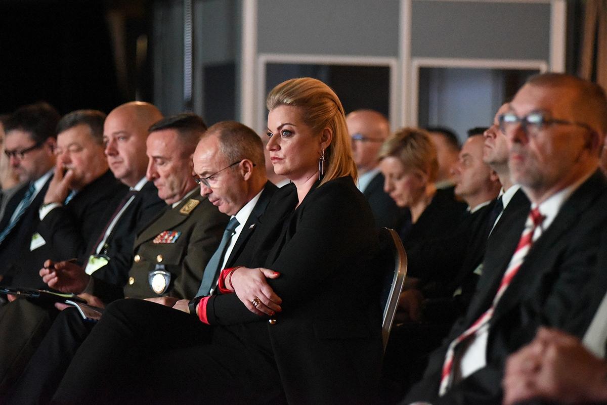 """Konferencija """"Budućnost hrvatske obrambene industrije i nove tehnologije"""""""