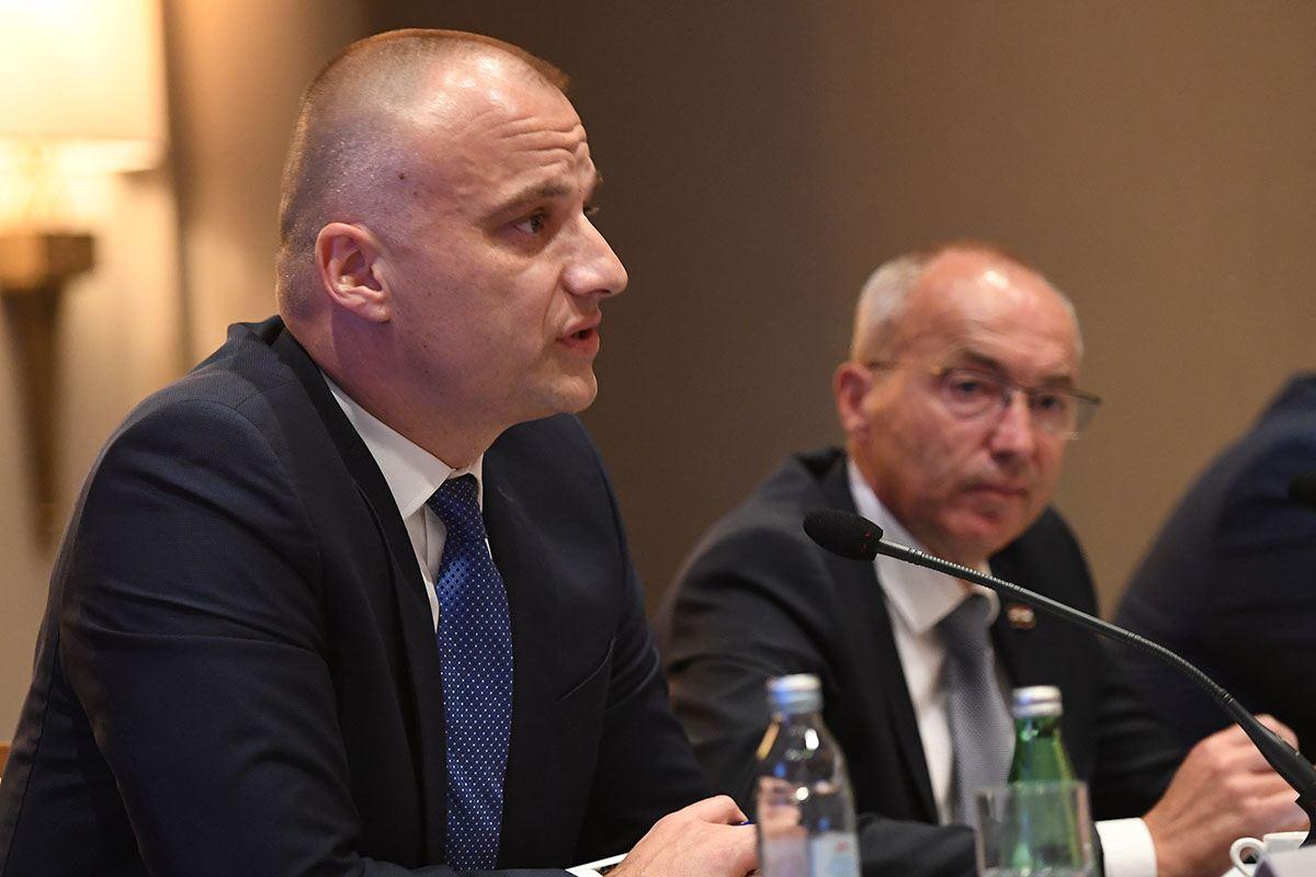 Konferencija veleposlanika, generalnih konzula i vojnih izaslanika Republike Hrvatske