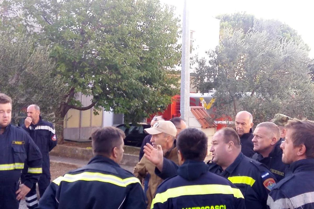 Krstičević hitno sazvao stožer u Orebiću zbog novonastale situacije