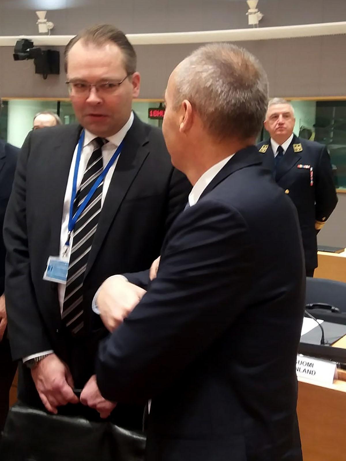 Krstičević na sastanku Vijeća za vanjske poslove u Bruxellesu