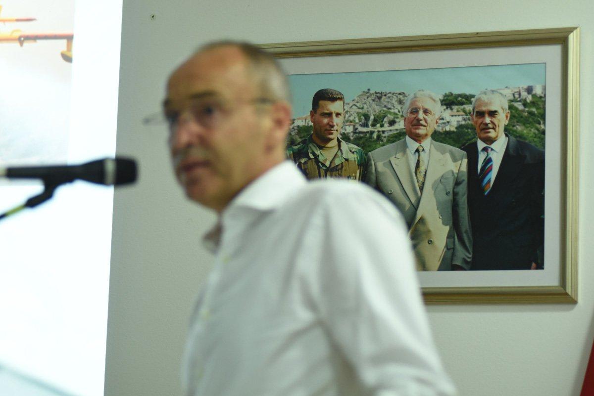 Ministar Krstičević održao predavanje na Kninskoj tvrđavi