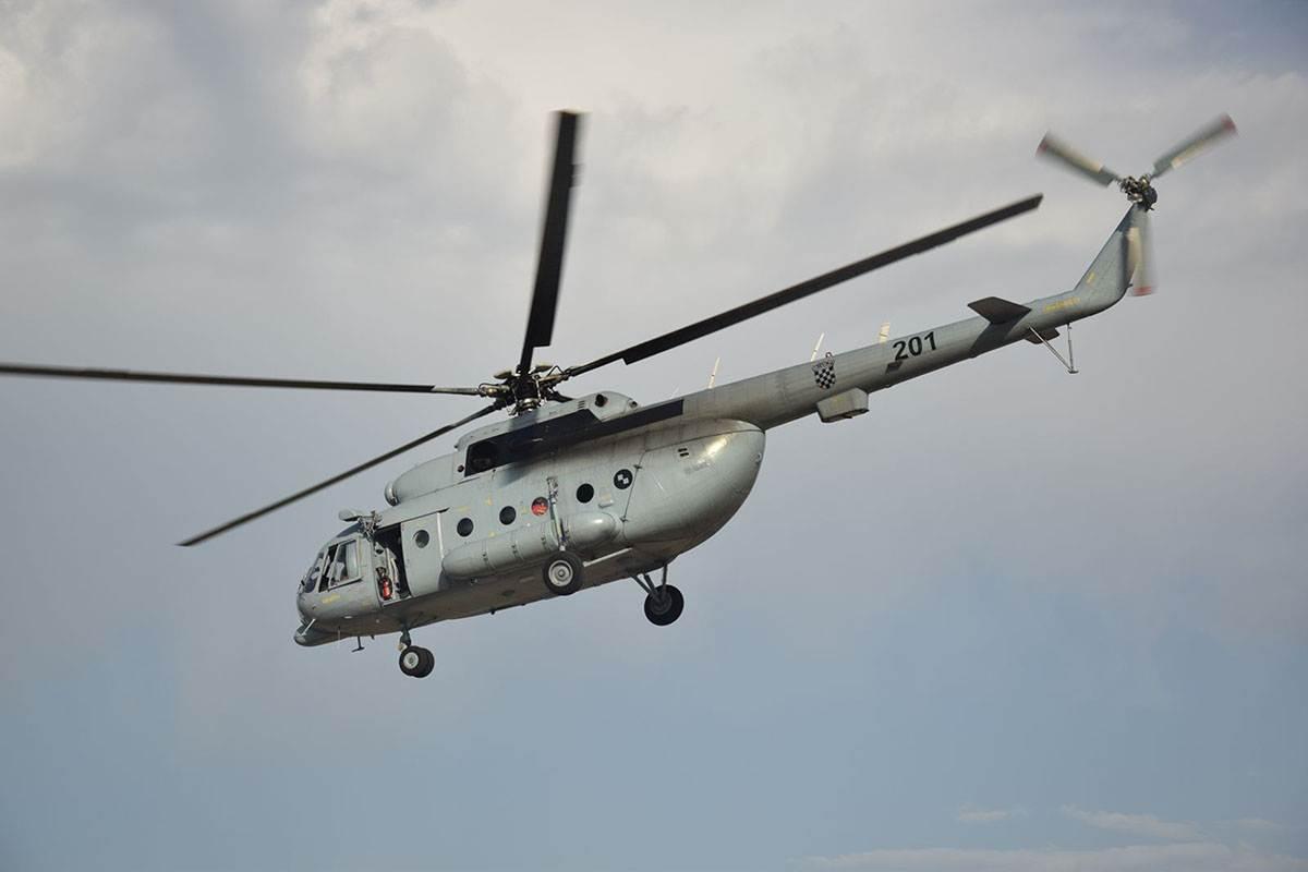 Letačka posada HRZ-a u dvije akcije spašavanja