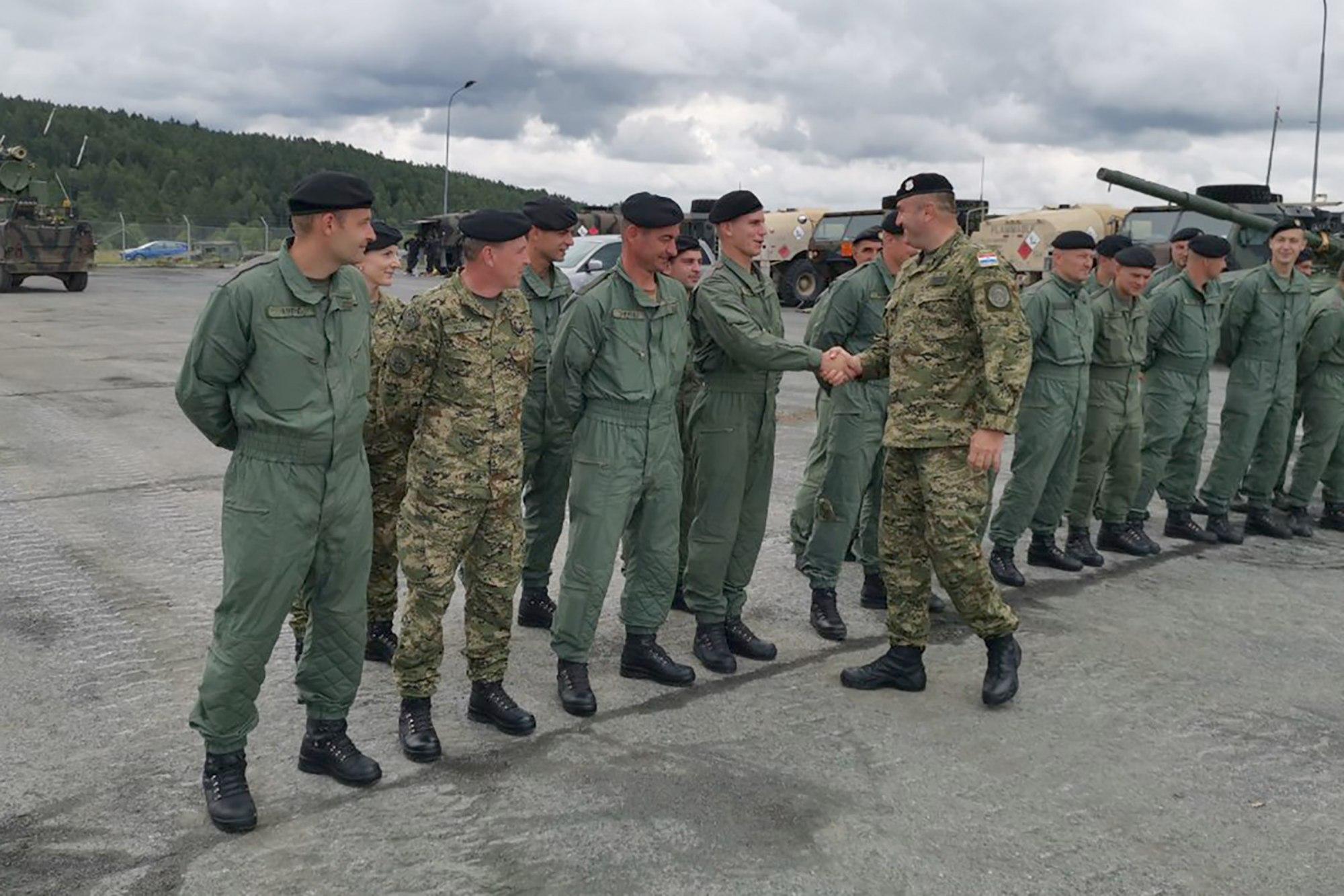 Međunarodna vojna vježba Combined Resolve XII