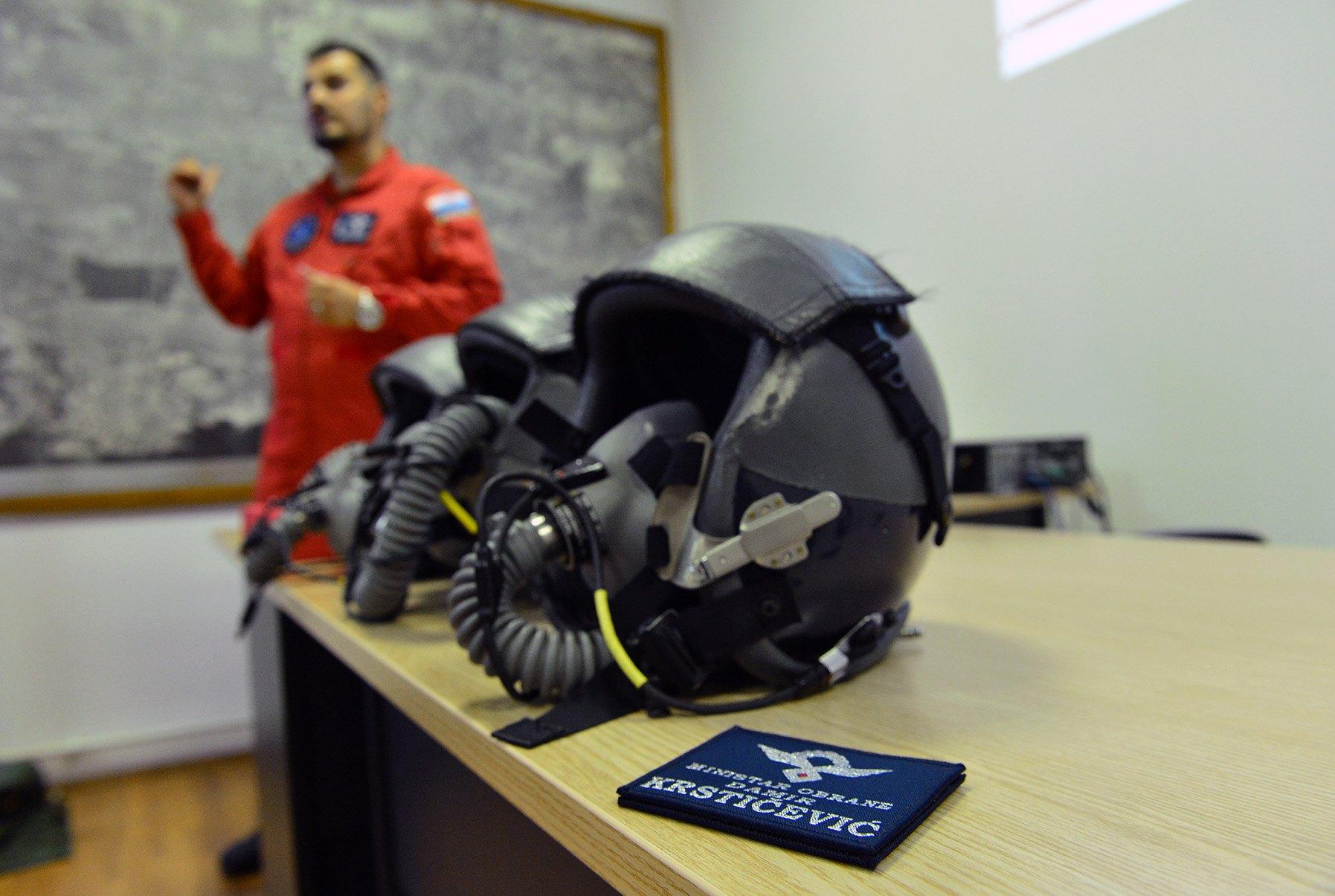 Ministar Krstićević letio s Krilima Oluje
