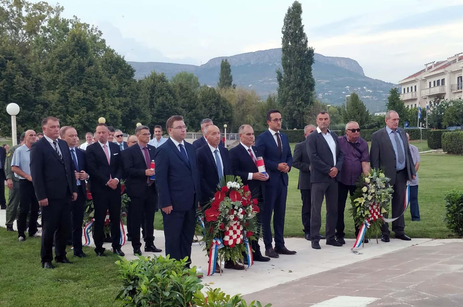 Ministar Krstičević na svečanoj sjednici Gradskog vijeća u Solinu
