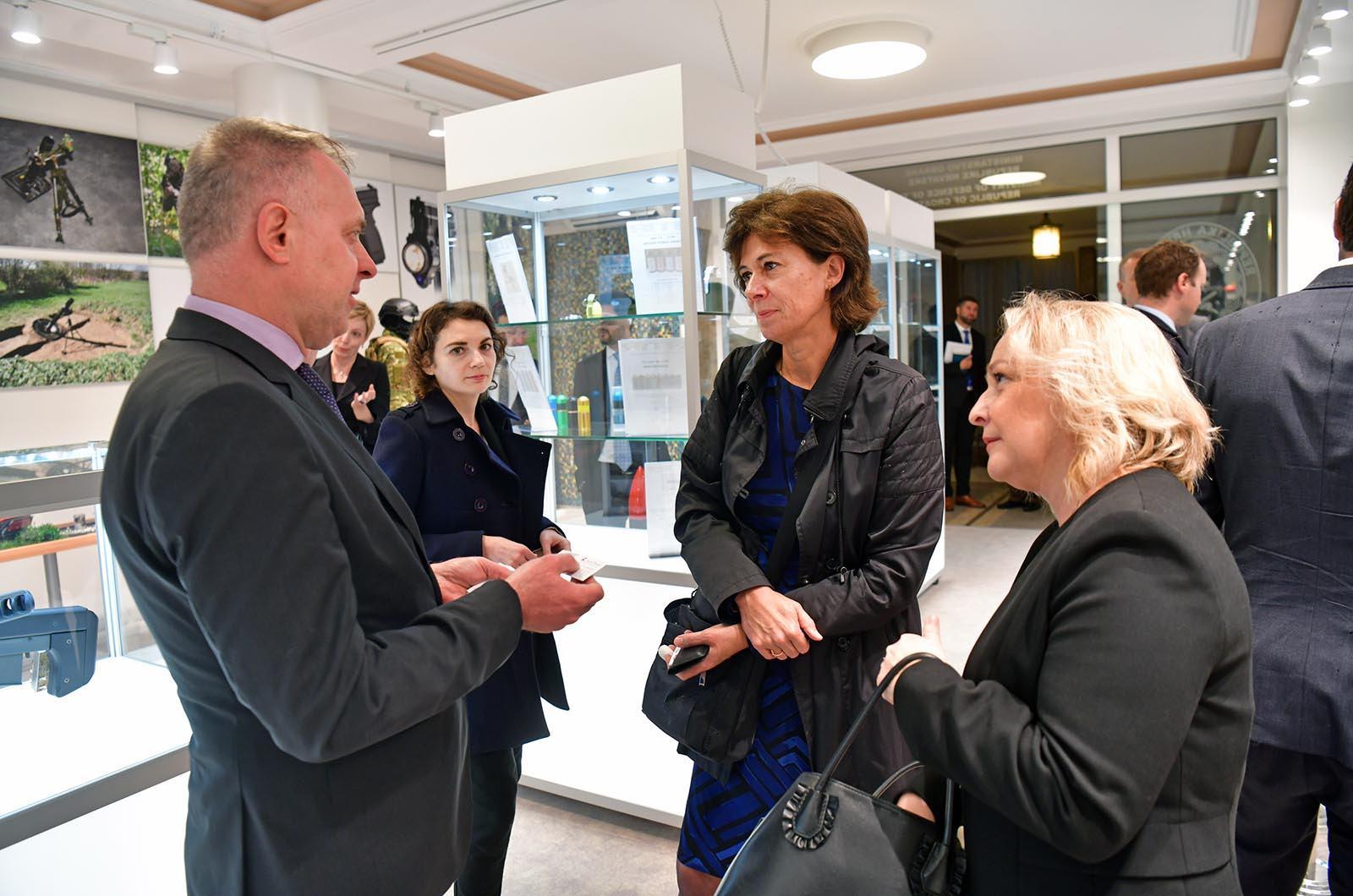 Ministar Krstičević s predstavnicima Američke gospodarske komore pri EU