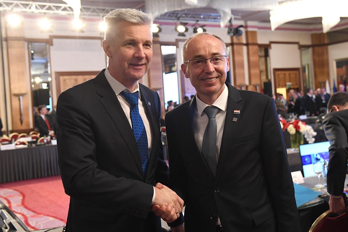 Ministri obrane EU u Zagrebu o obrambenim prioritetima, strateškoj reviziji PESCO-a i budućnosti EU obrane