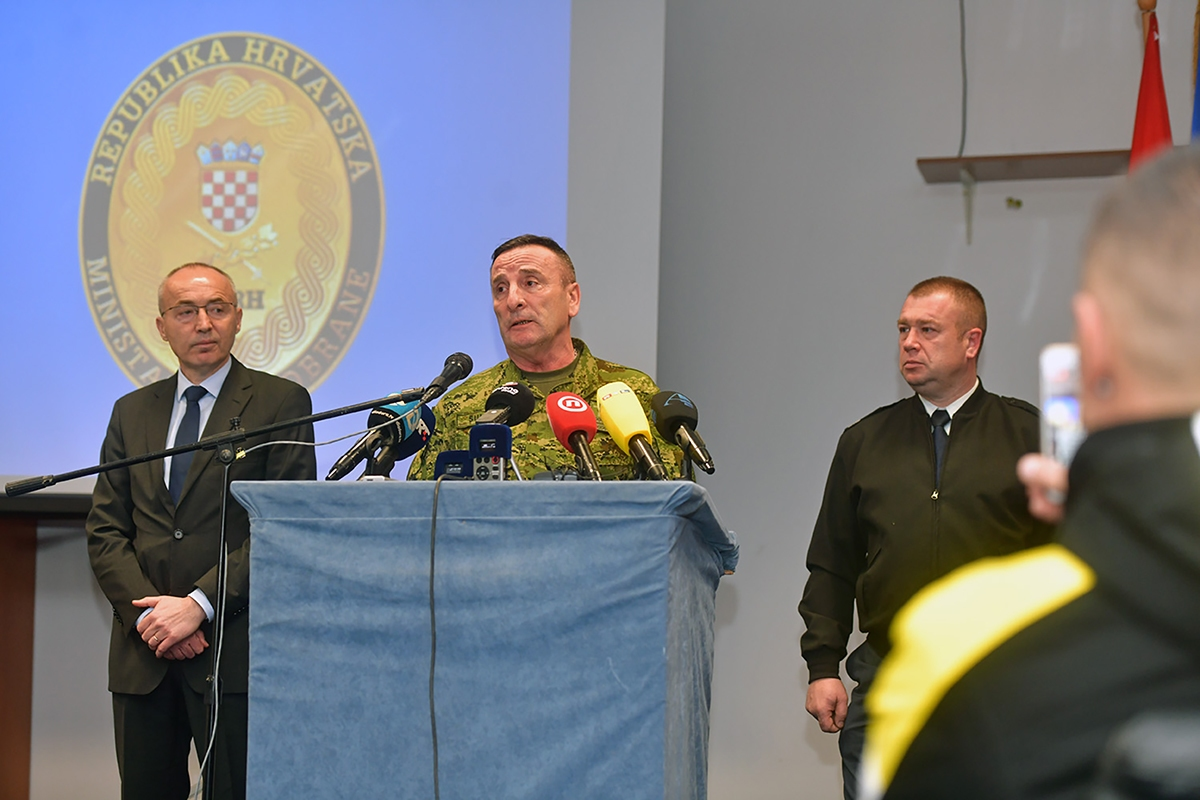 U Zemuniku održana konferencija za medije