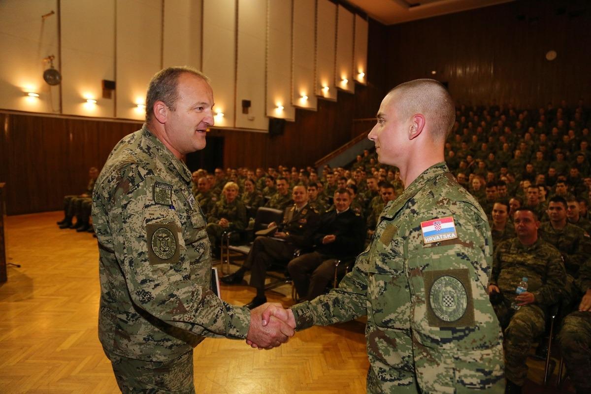 Na HVU održano predavanje o generalu Andriji Matijašu - Pauku