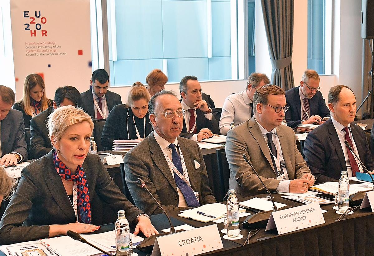 Neformalni sastanak ravnatelja za obrambenu politiku Europske unije