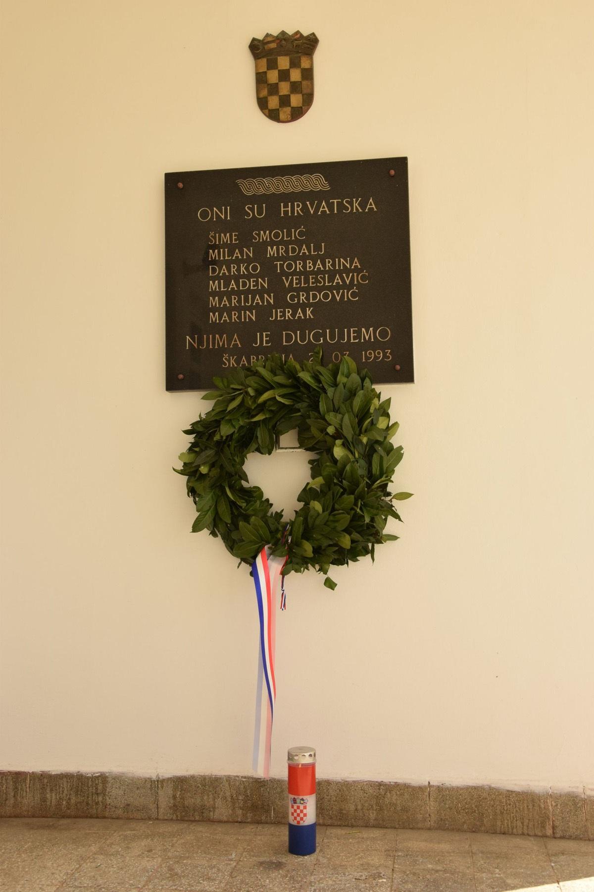 Obilježen Dan 93. krila i obljetnica poginulih pripadnika postrojbe