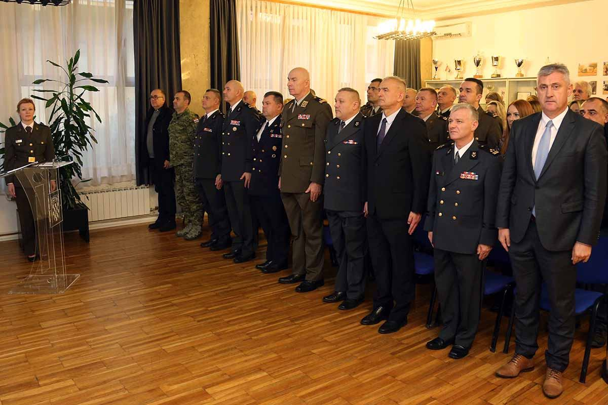 Obilježena 21. obljetnice osnutka Doma Glavnog stožera OSRH