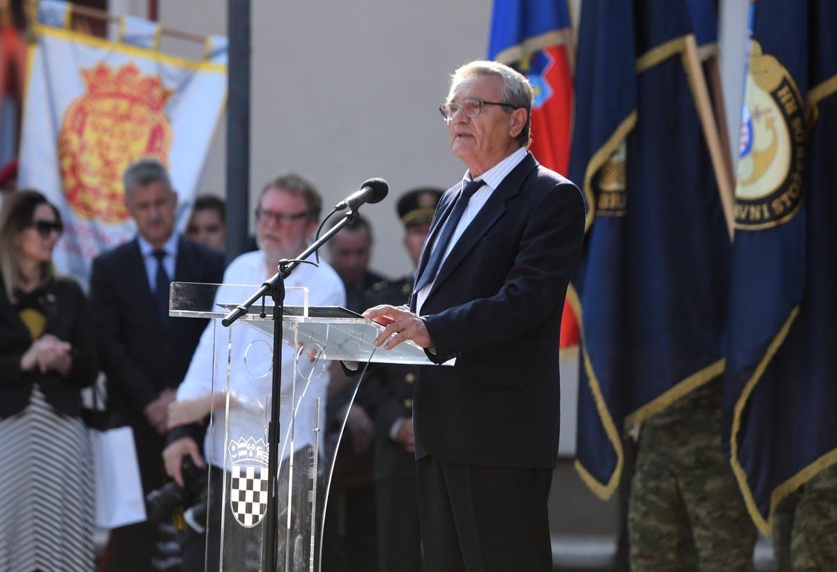 Obilježena 23. obljetnica vojno-redarstvene operacije Oluja