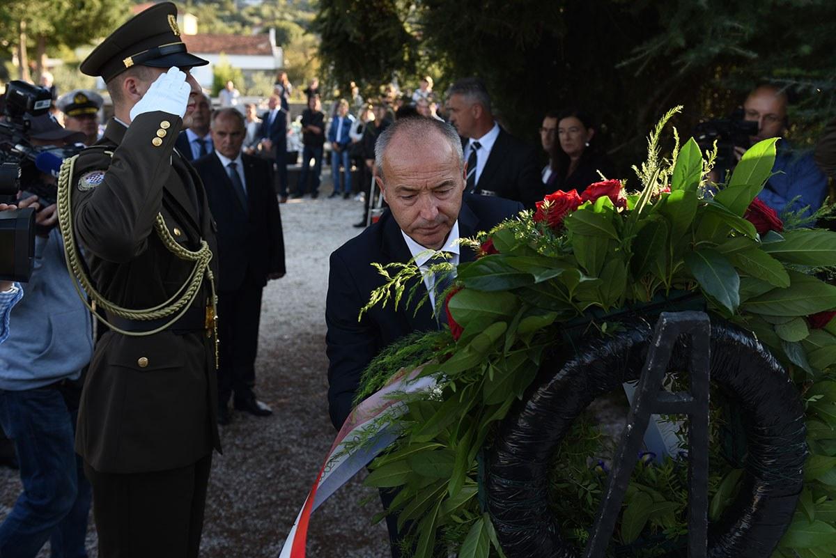 Obilježena 24. godišnjica pogiblje generala Andrije Matijaša – Pauka
