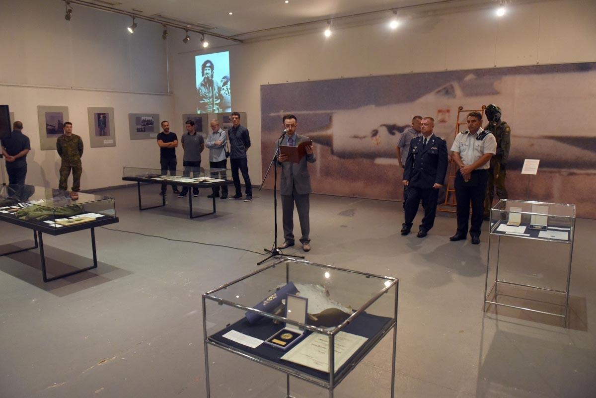 Obilježena 25. obljetnica pogibije pilota HRZ-a Miroslava Perisa