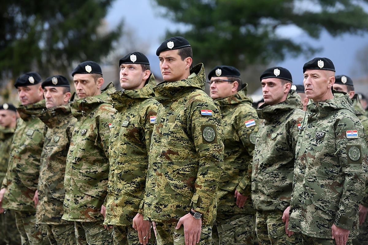 Obilježena 26. obljetnica 9. gardijske brigade Vukovi