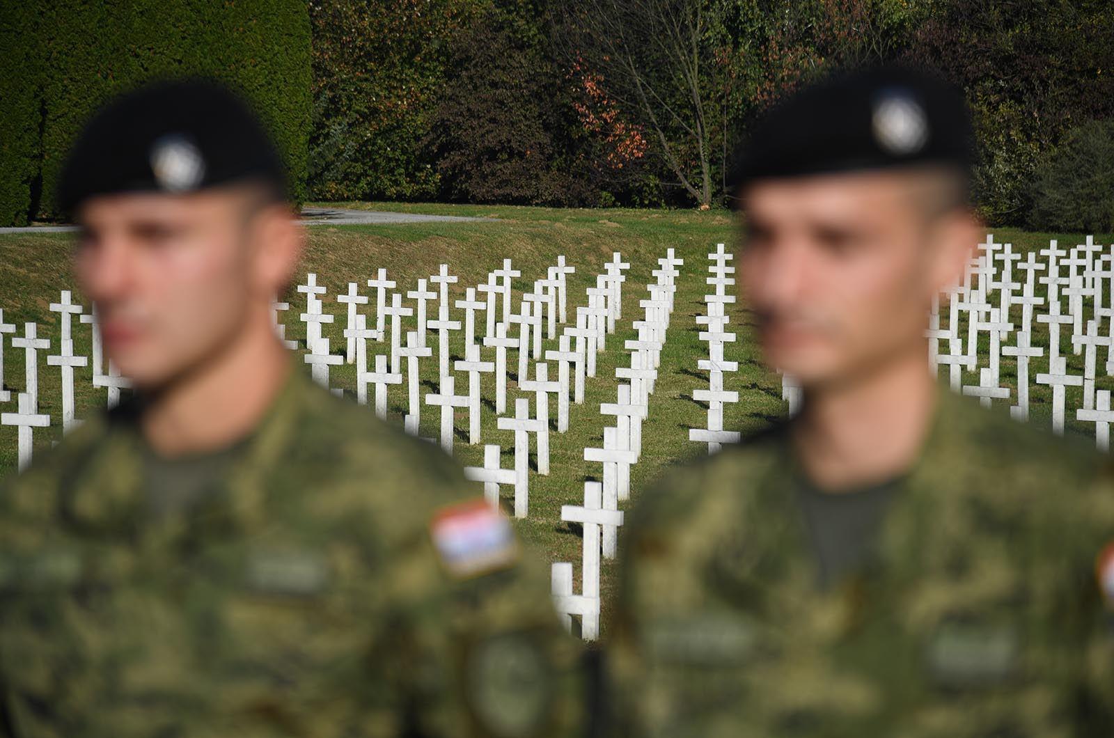 Obilježena 28. obljetnica pogibije generala Blage Zadre i bojnika Alfreda Hilla