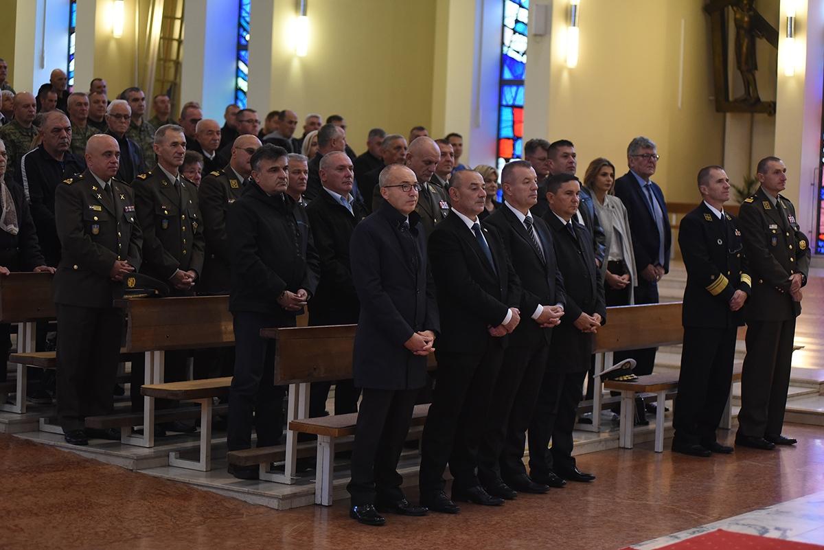 Obilježena 29. obljetnica ustrojavanja 1. gbr Tigrovi i bojne Tigrovi
