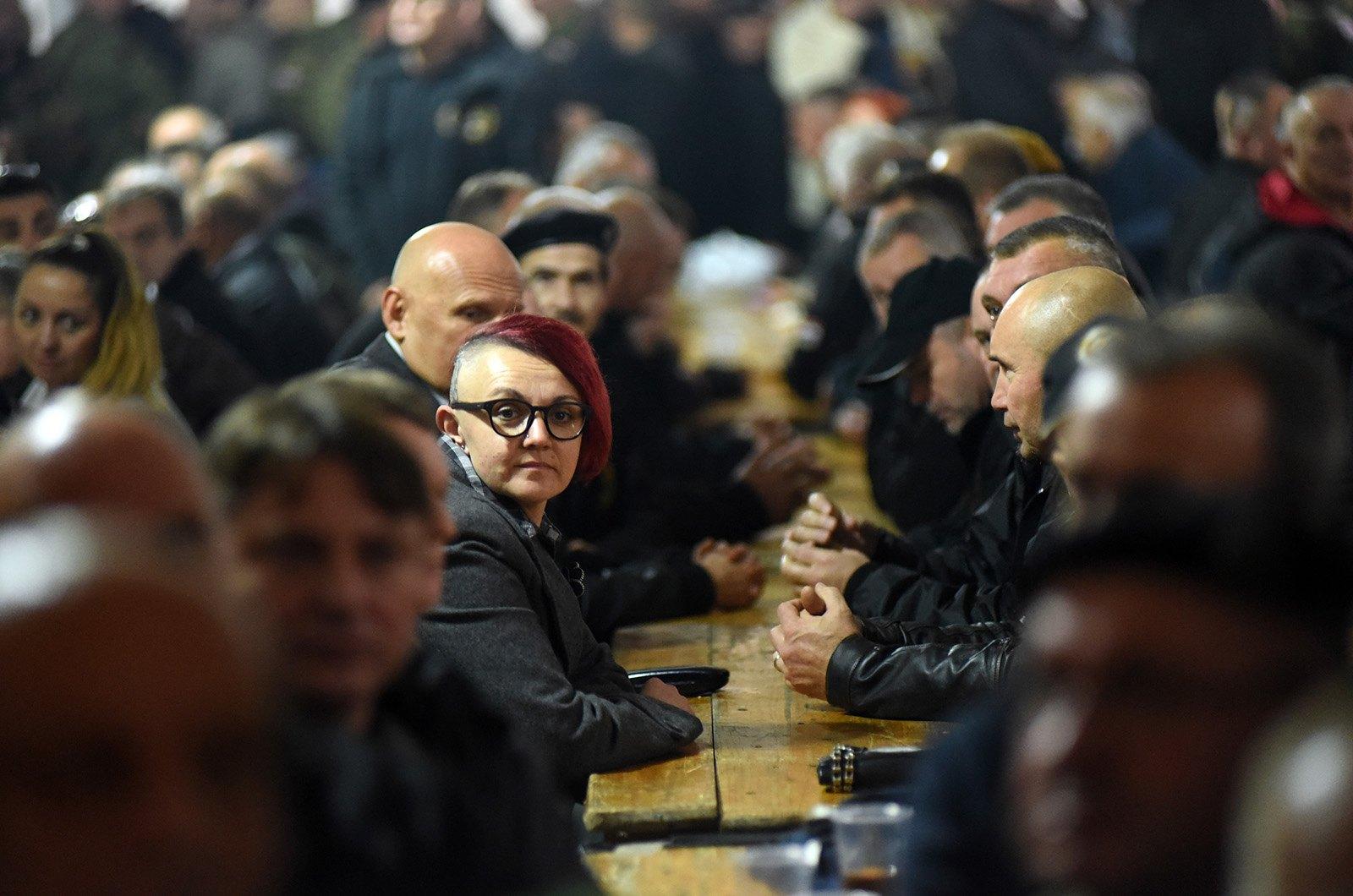 Ministar Krstičević poručio: Mladi nasljednici bojne Tigrovi ponosno i dostojanstveno baštine tradiciju i nastavljaju slavni put Tigrova| Foto: MORH / M. Čobanović