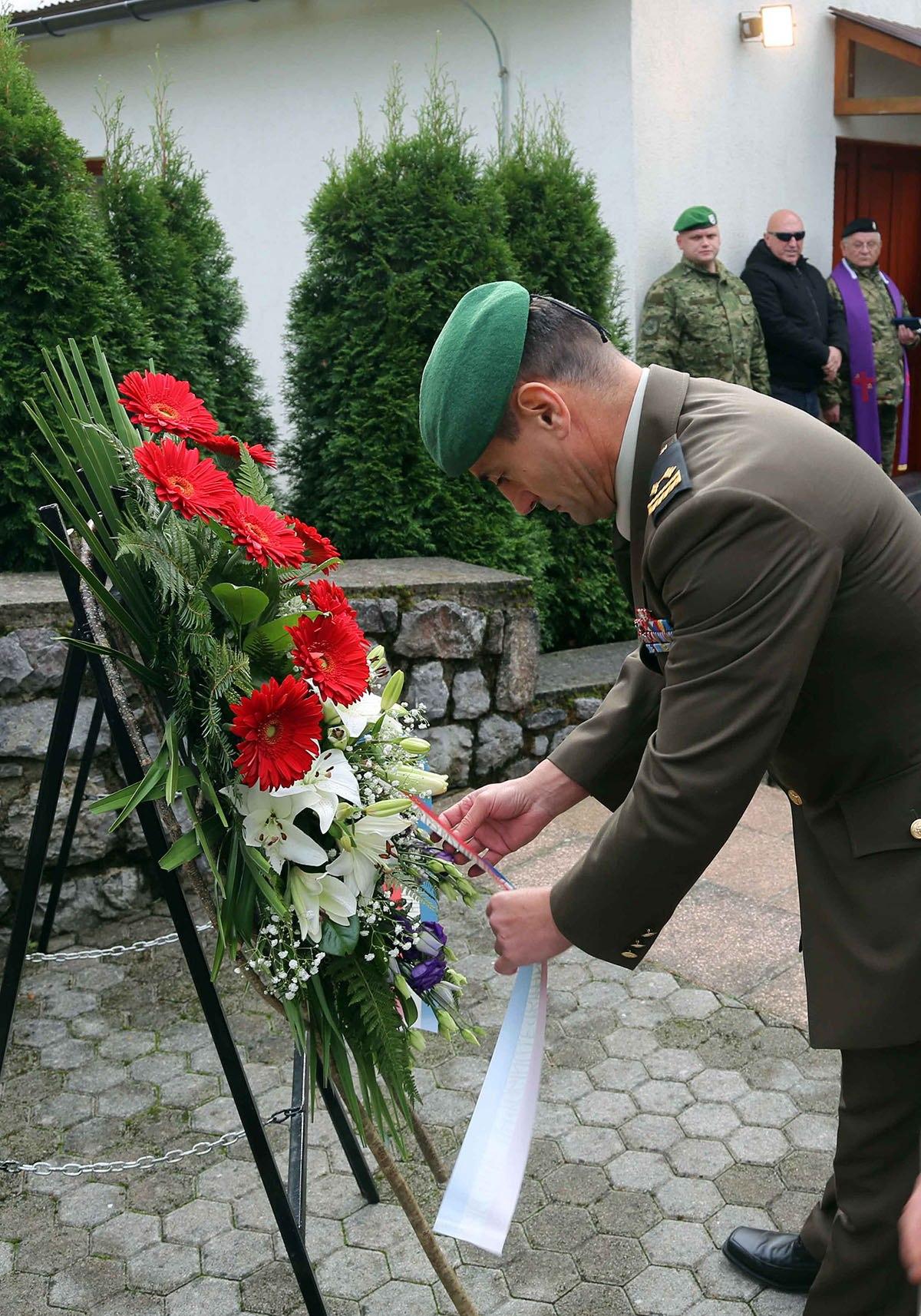 Obilježena obljetnica Vojne kapelanije ZSS-a
