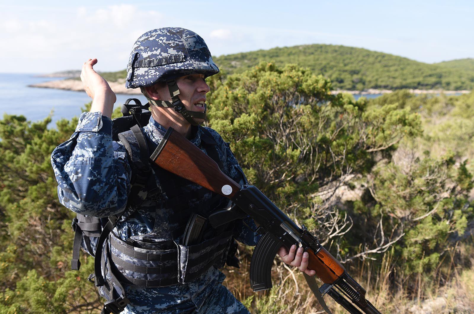 """Održan završni prikaz vojne vježbe """"HARPUN 19"""""""