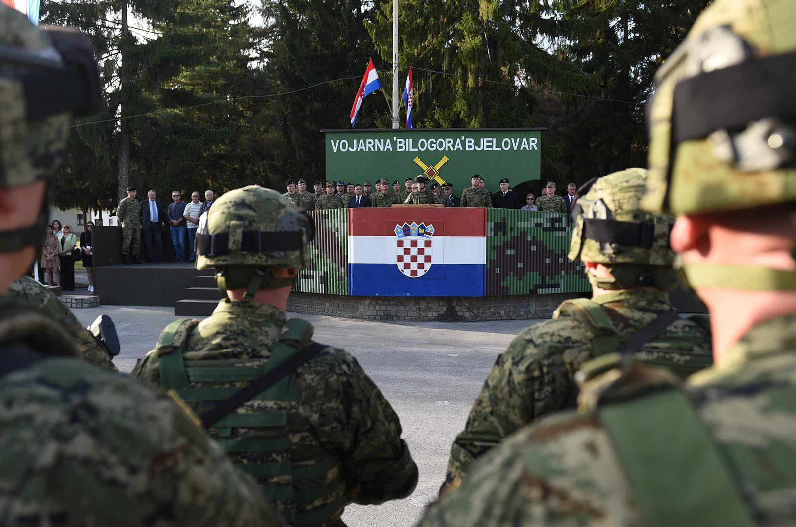 Ispraćaj 5. HRVCON-a u Republiku Poljsku