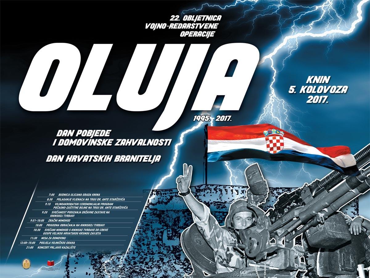 plakat Oluja 2017