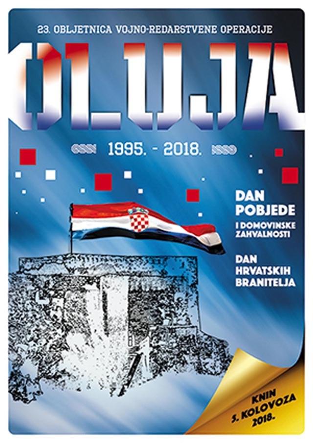 plakat Oluja 2018