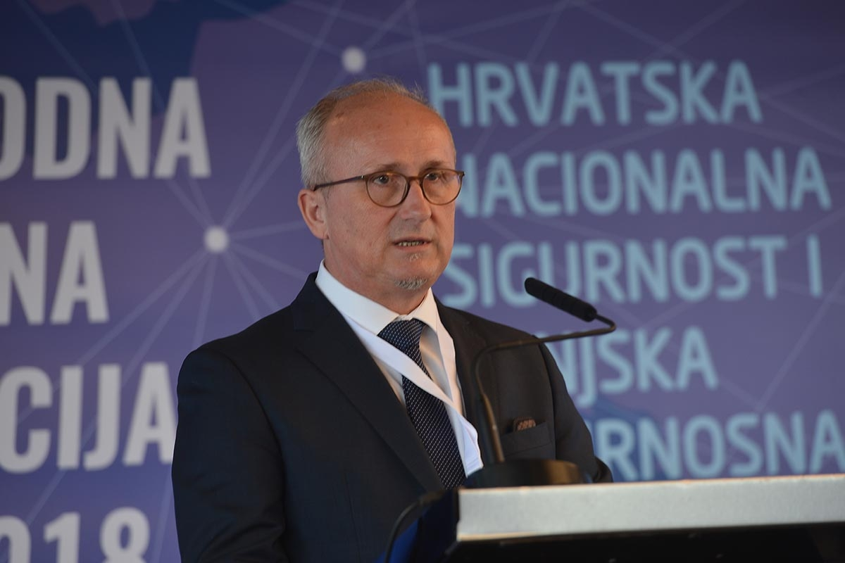 Plenković i Krstičević na međunarodnoj sigurnosnoj konferenciji