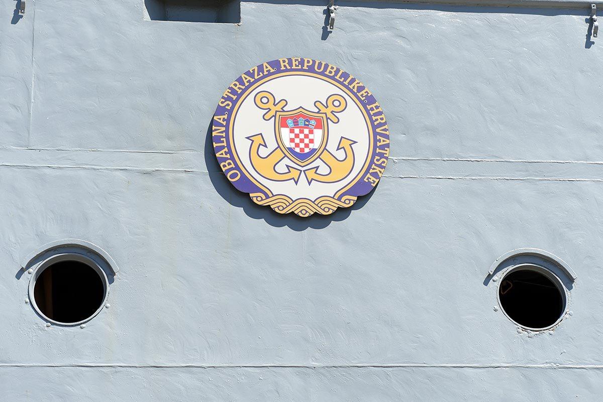 Plovidba prvog naraštaja kadeta Vojnog pomorstva brodom ŠB-72