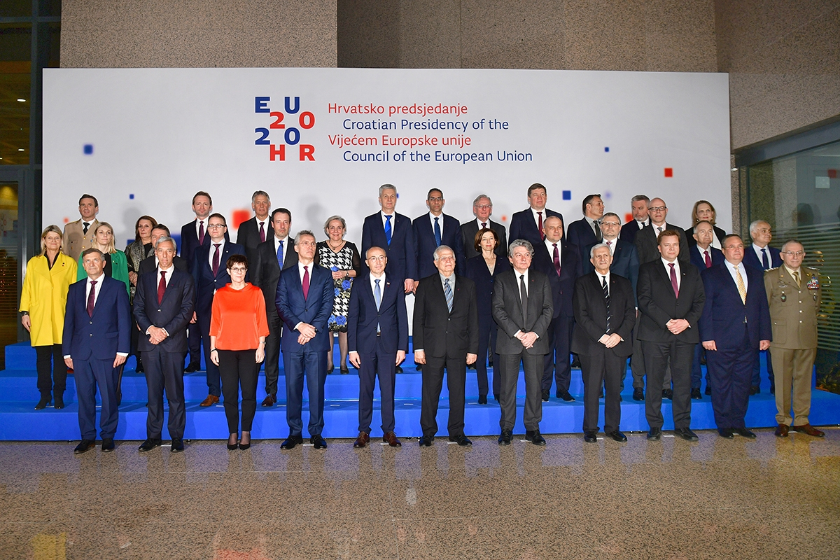 Počeo neformalni sastanak ministara obrane EU u Zagrebu