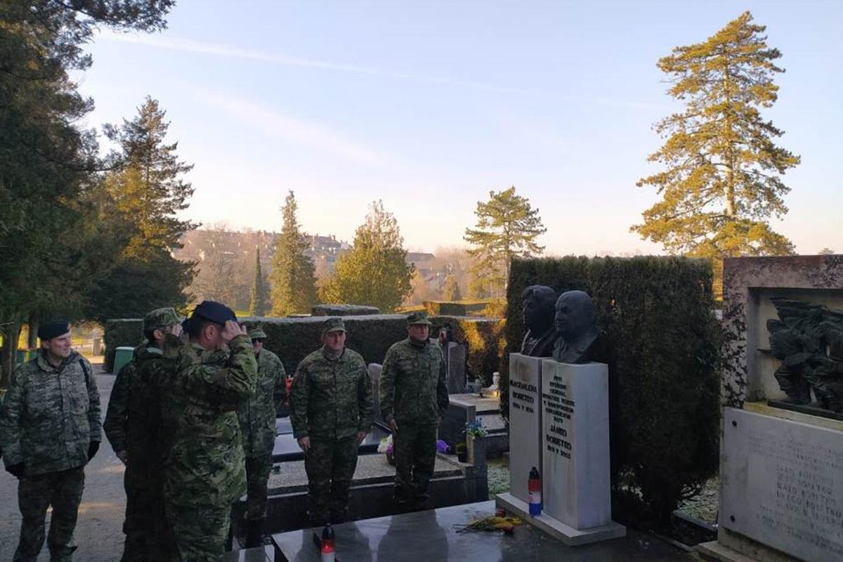 Polaznici Ratne škole posjetili Sisačko-moslavačku županiju | Foto: Ratna škola