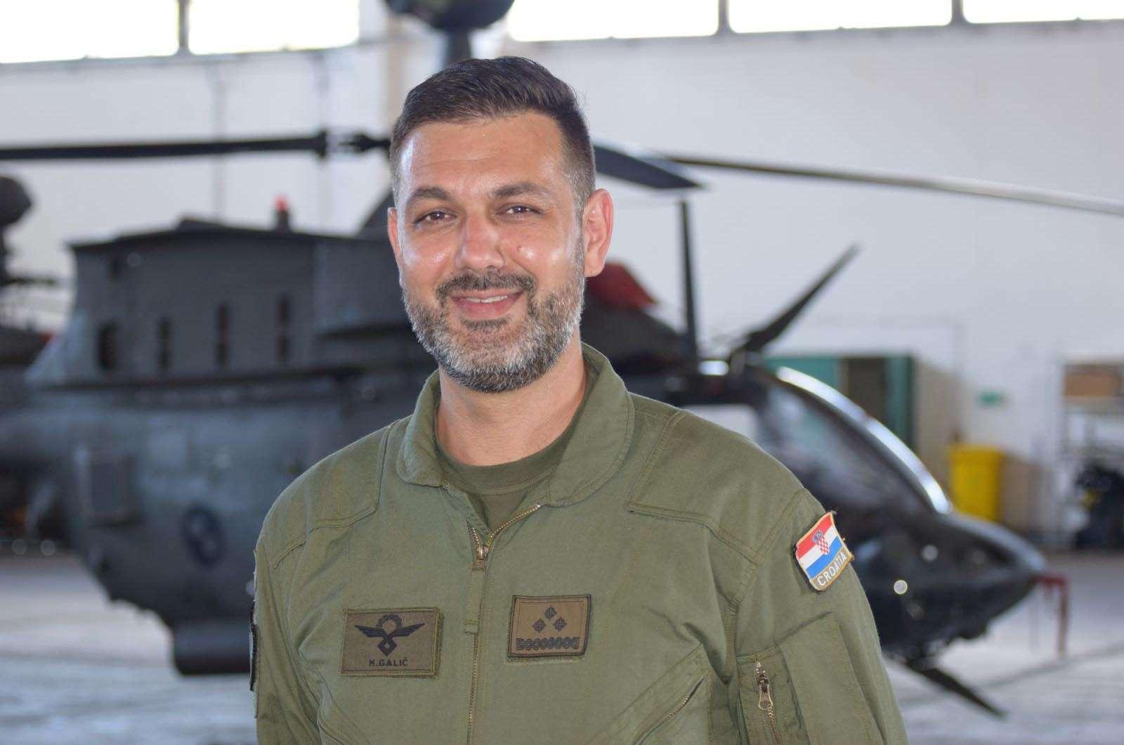 Američka generalica L. Best u službenom posjetu Republici Hrvatskoj
