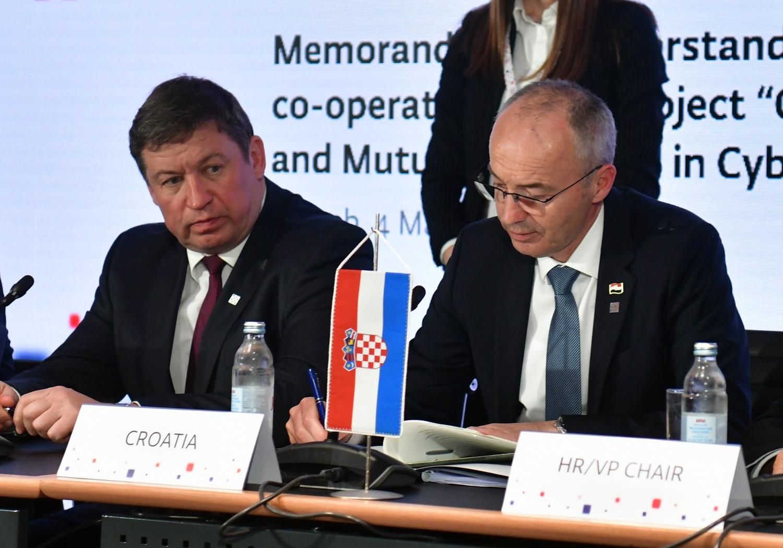 Potpisan Memorandum za PESCO projekt u području kibernetičke sigurnosti