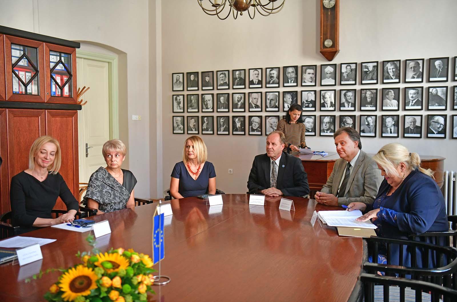Potpisan Sporazum između Vlade RH i Sveučilišta u Zagrebu