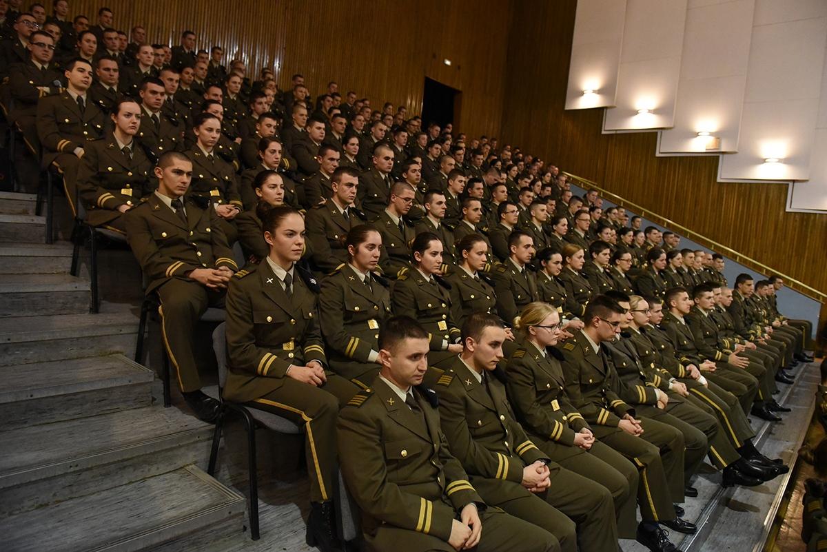 Mate Rimac održao predavanje na Hrvatskom vojnom učilištu