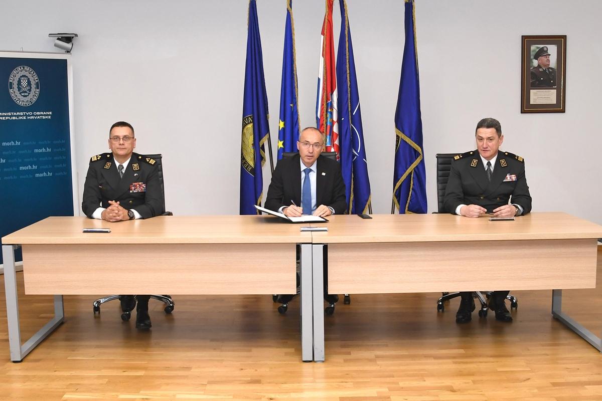 Primopredaja dužnosti Glavnog inspektora obrane
