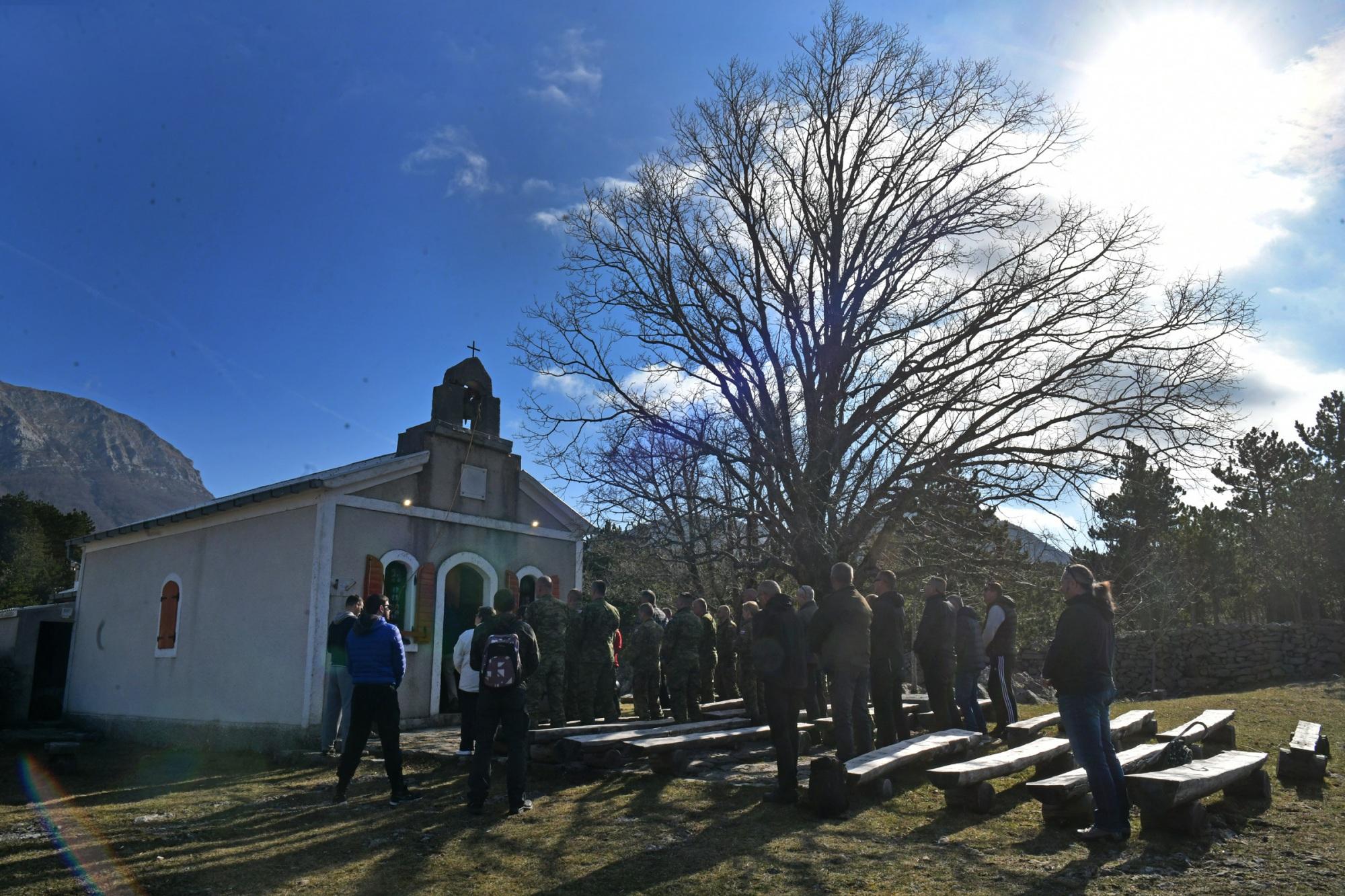 Pripadnici ZSS-a obilježili 27. godišnjicu pogibije bjn Nenada Mataka