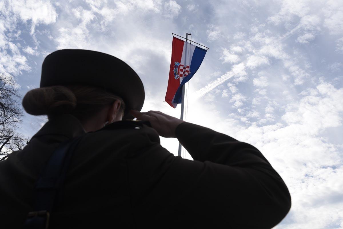 Prisegnuo 21. naraštaj ročnika na dragovoljnom vojnom osposobljavanju