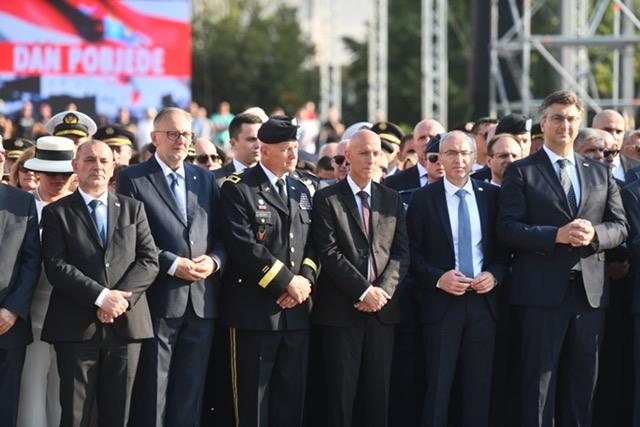 Proslava Oluje uz saveznike i partnere SAD i Izrael