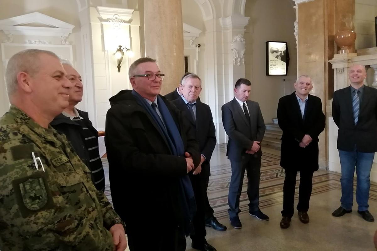 """Ratna škola """"Ban Josip Jelačić"""" u Gorskom kotaru, Istri i Hrvatskom primorju"""