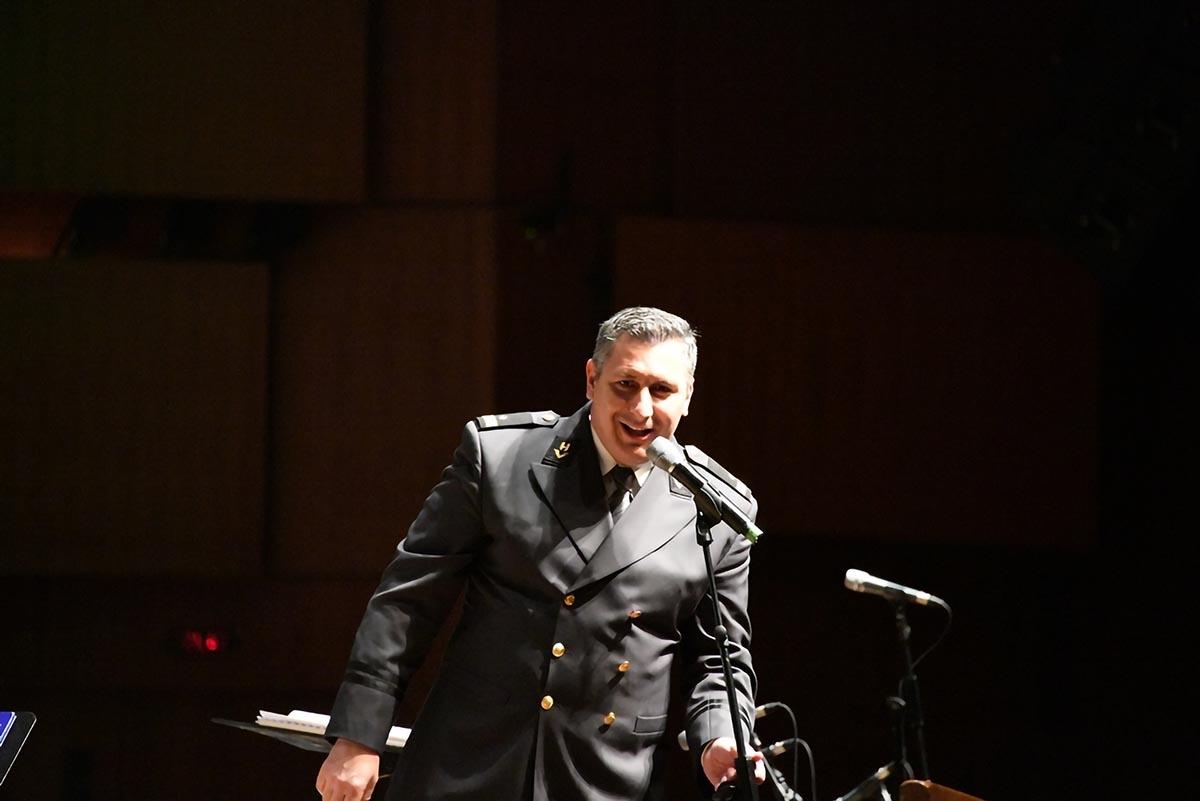 Održan koncert Simfonijskog puhačkog orkestra HV-a i Jazz orkestra HV-a u korist Zaklade vojne solidarnosti