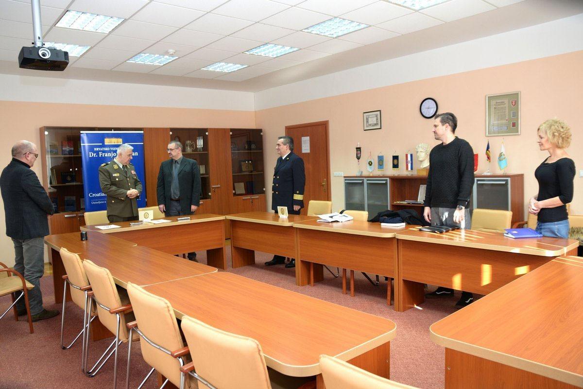 Suradnja HVU-a sa Institutom za istraživanje hibridnih sukoba i Hrvatskom agencijom za poljoprivredu i hranu