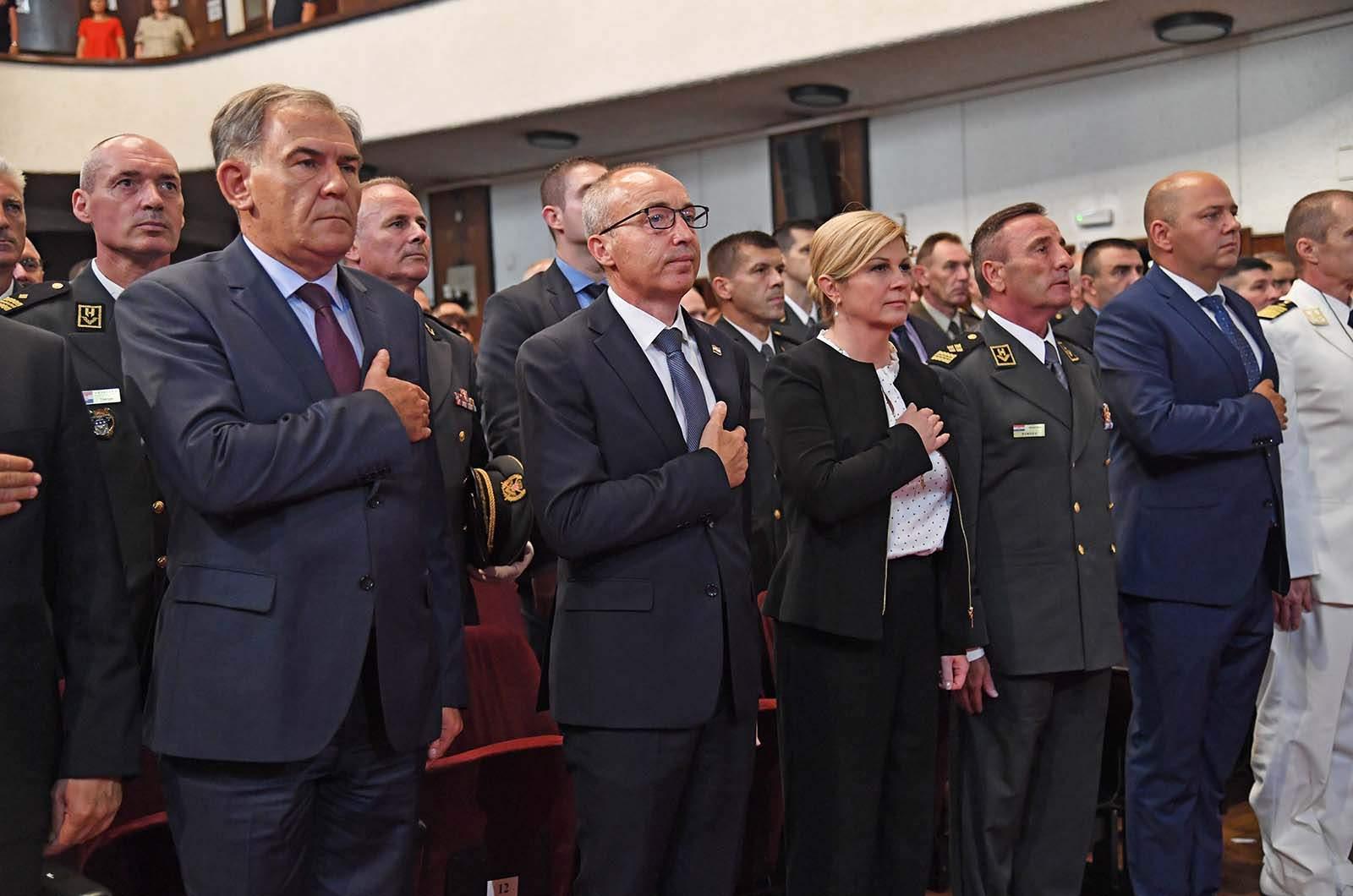 Svečana akademija povodom 24. obljetnice VRO Oluja