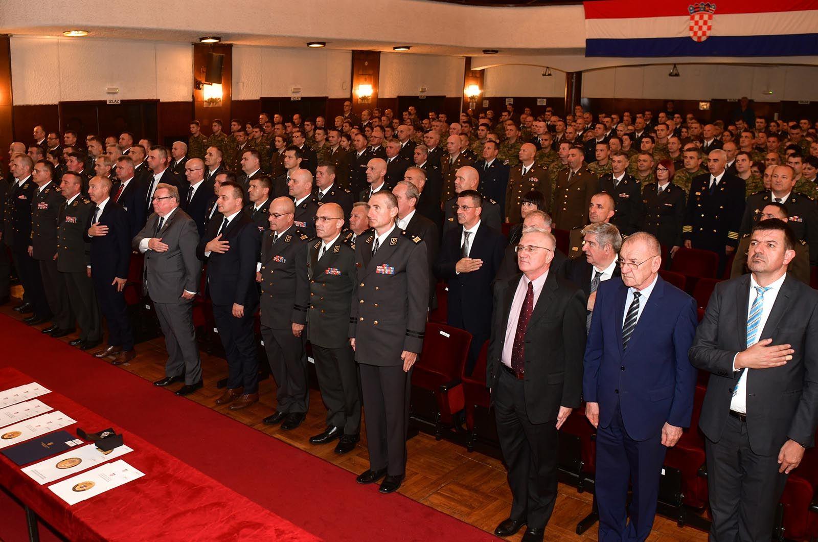 Svečana akademija povodom 28. godišnjice Dana neovisnosti RH